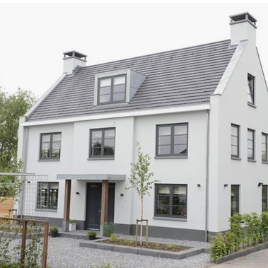 Einzelhausbebauung